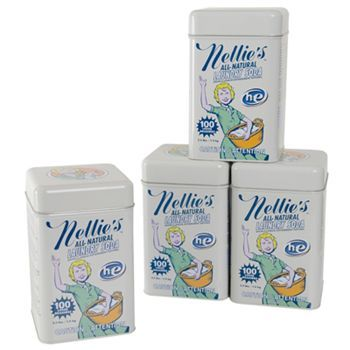 Nellie S Laundry Soda 4 Pack Natural Laundry Soap Laundry