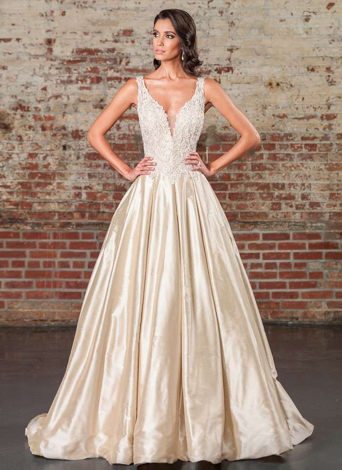 Allure wedding dress 8870 sw