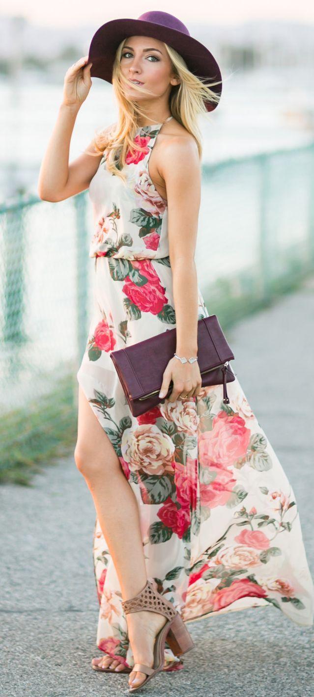 791d5b8d9f49 Vestidos para usar em casamentos na praia | Beach Fashion | Vestidos ...
