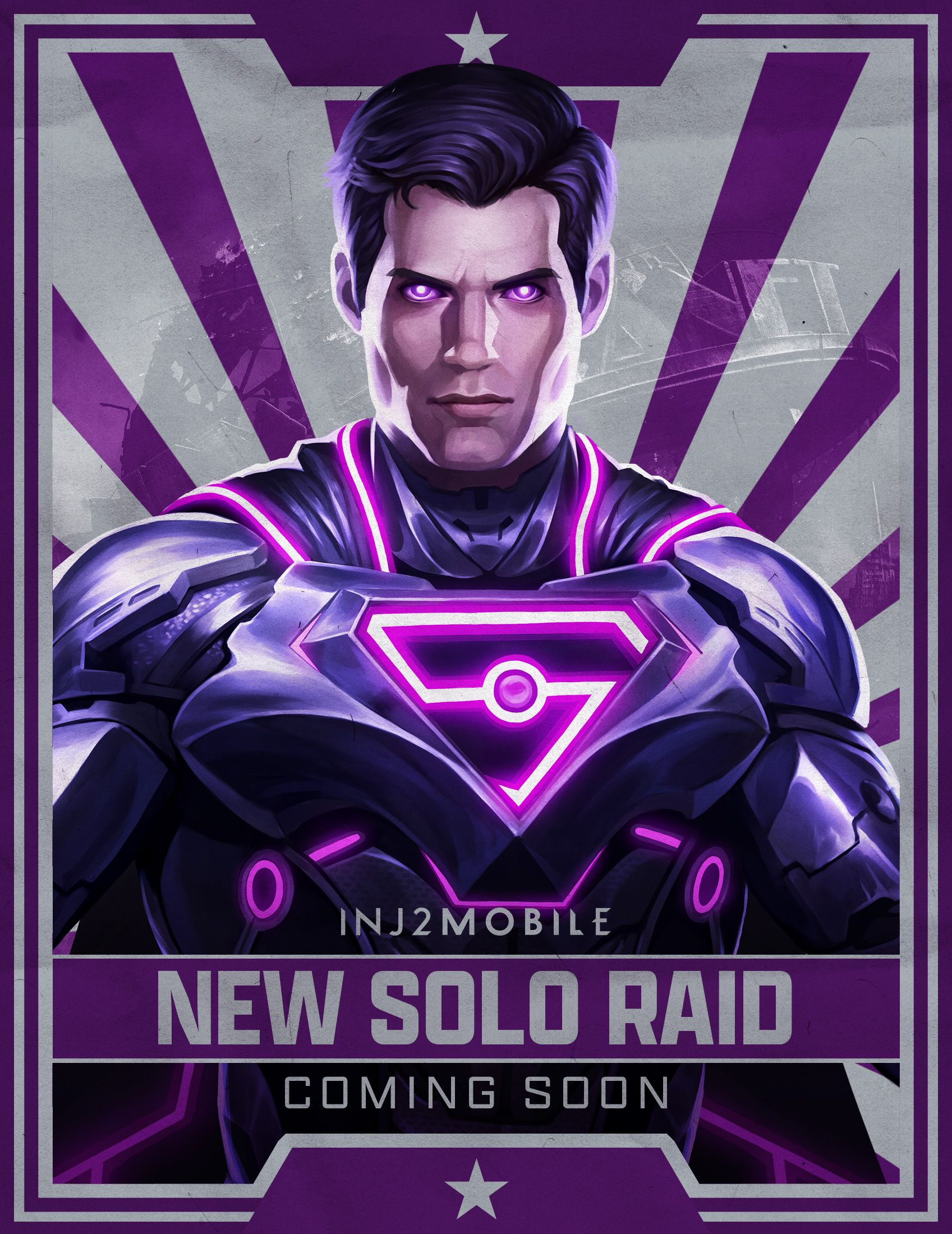 Rise Of Krypton Solo Raid Event For Injustice 2 Mobile Game In 2021 Injustice 2 Injustice Superman News