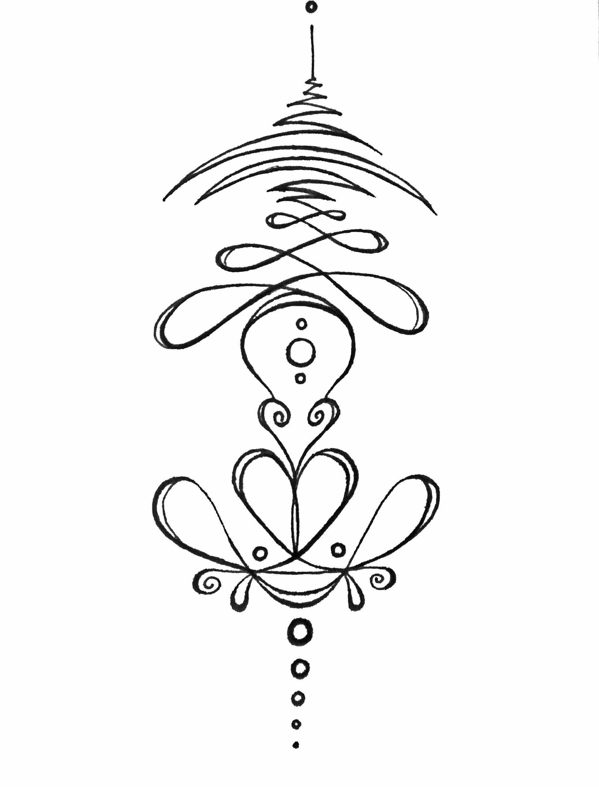 unalome designs Google Search Unalome, Unalome tattoo