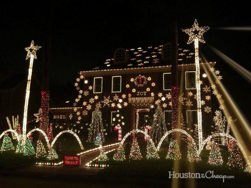 Best Christmas Lights In Houston 2019 Guide Christmas Lights Houston Xmas Lights Best Christmas Lights