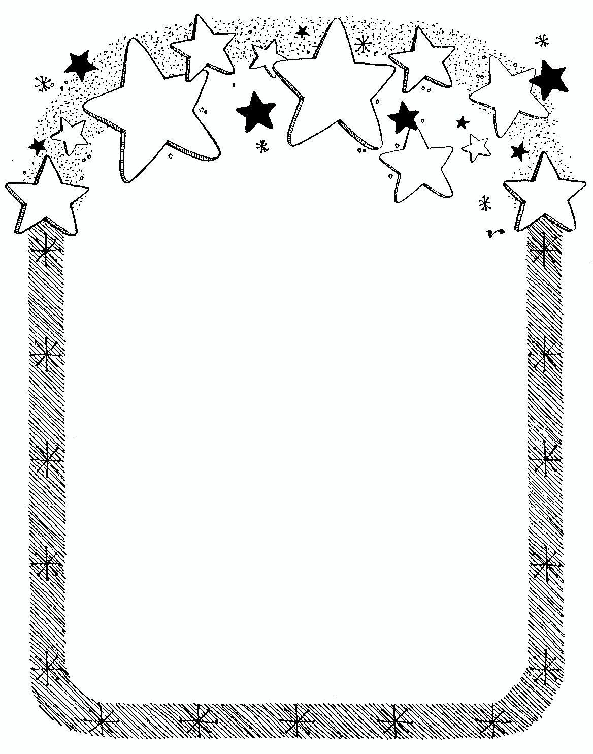 Pin By Naz Kaya On Siyah Beyaz Cerceveler Clip Art Borders Clip Art Page Borders Design