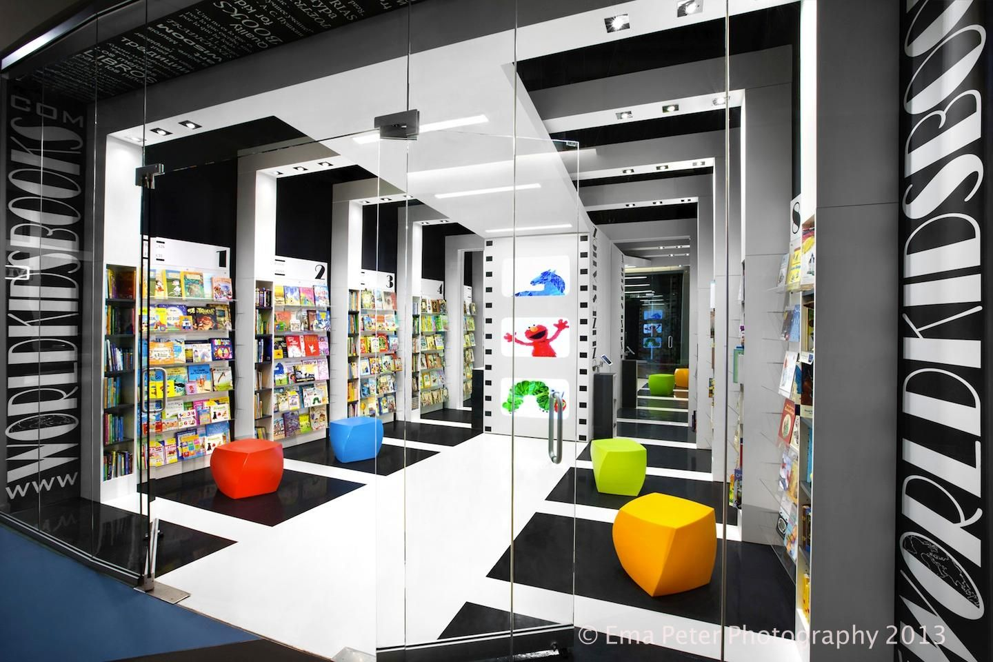 World Kids Books Store. Inspiring Interior Design In Vancouver ...