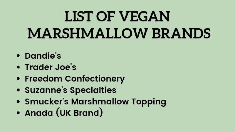 Are Marshmallows Vegan? (Or Do Brands Like Kraft Have Pork Gelatin?)