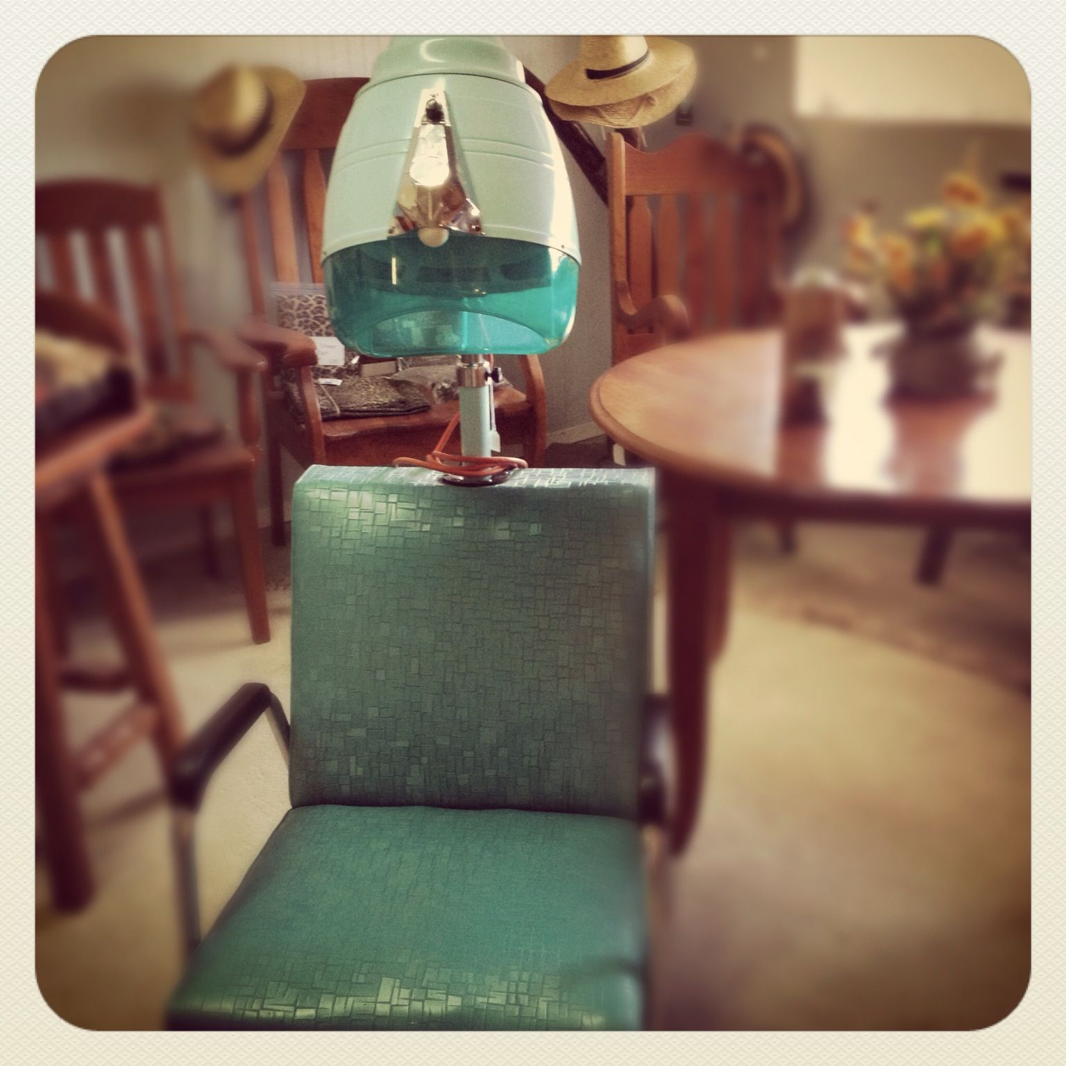 Vintage Salon Chair Vintage Vintage Hair Salons