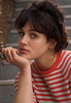 Jessica Brown Findlay. I've only seen her as lady sybil from downton abbey so far but loved her!