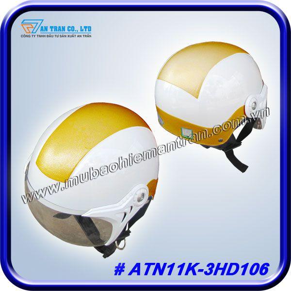 Mũ Bảo Hiểm BOSS ATN11K-3HD106  http://mubaohiemantran.com/boss/atn11k-3hd106-helmet