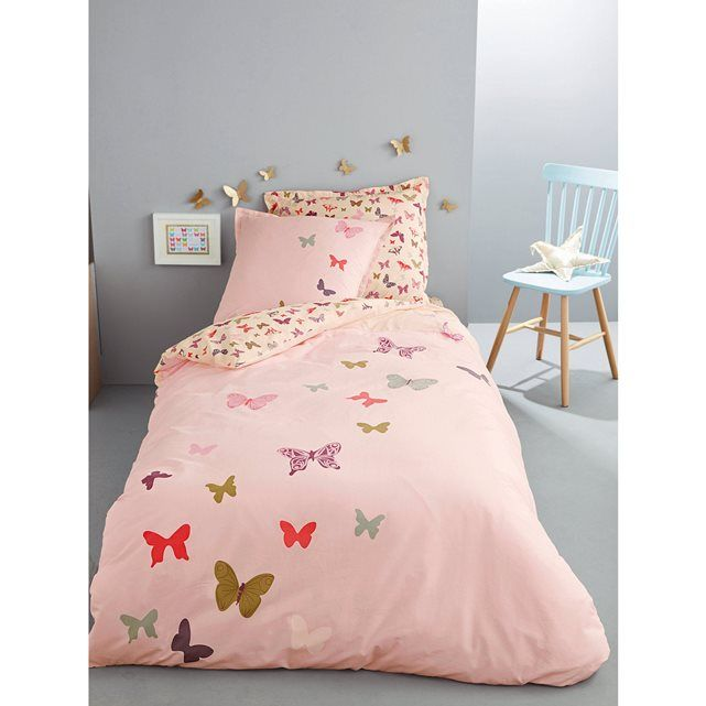 Dekbedovertrek voor meisjes birdy 39 s vertbaudet kinderkamer pinterest kussenslopen mening - Roze meid slaapkamer ...