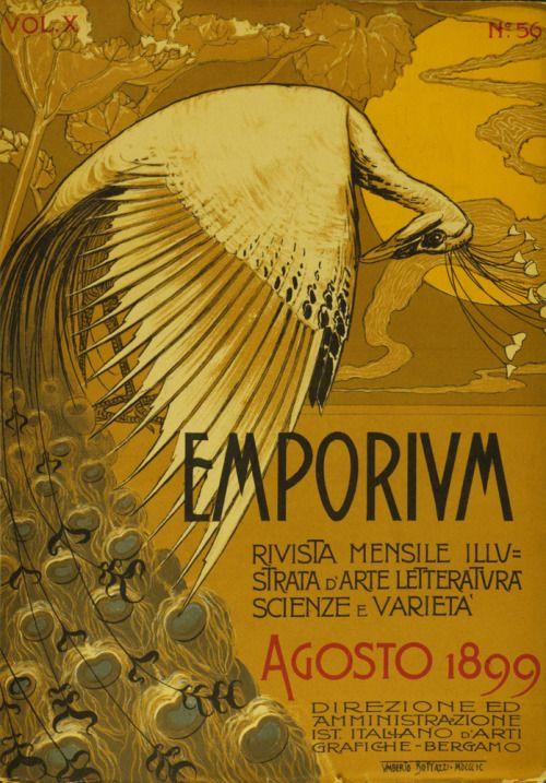 yama-bato:   Emporium n. 56, agosto 1899