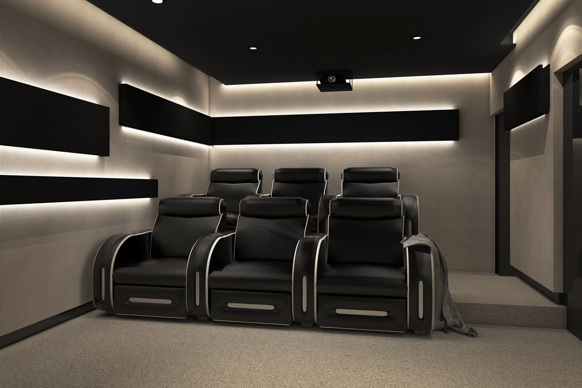 BNC Technology   House Mak Home Cinema
