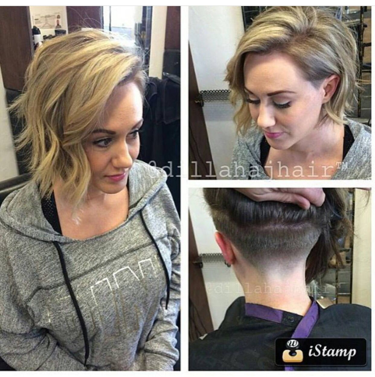 pin by pamela moss on new do!! | pinterest | undercut, haircuts