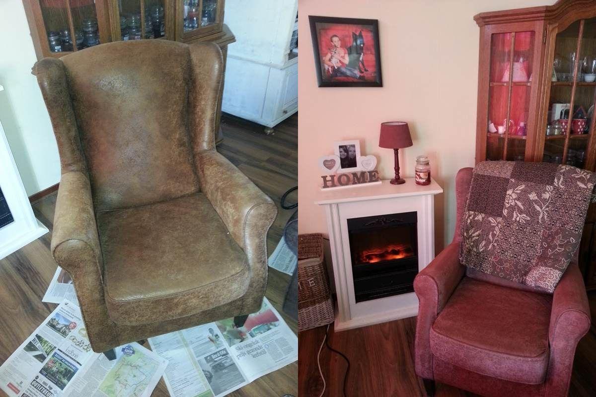 Nep Design Meubels : Aardig door mijn meubels heen. dus dit weekeind deze fauteuil van