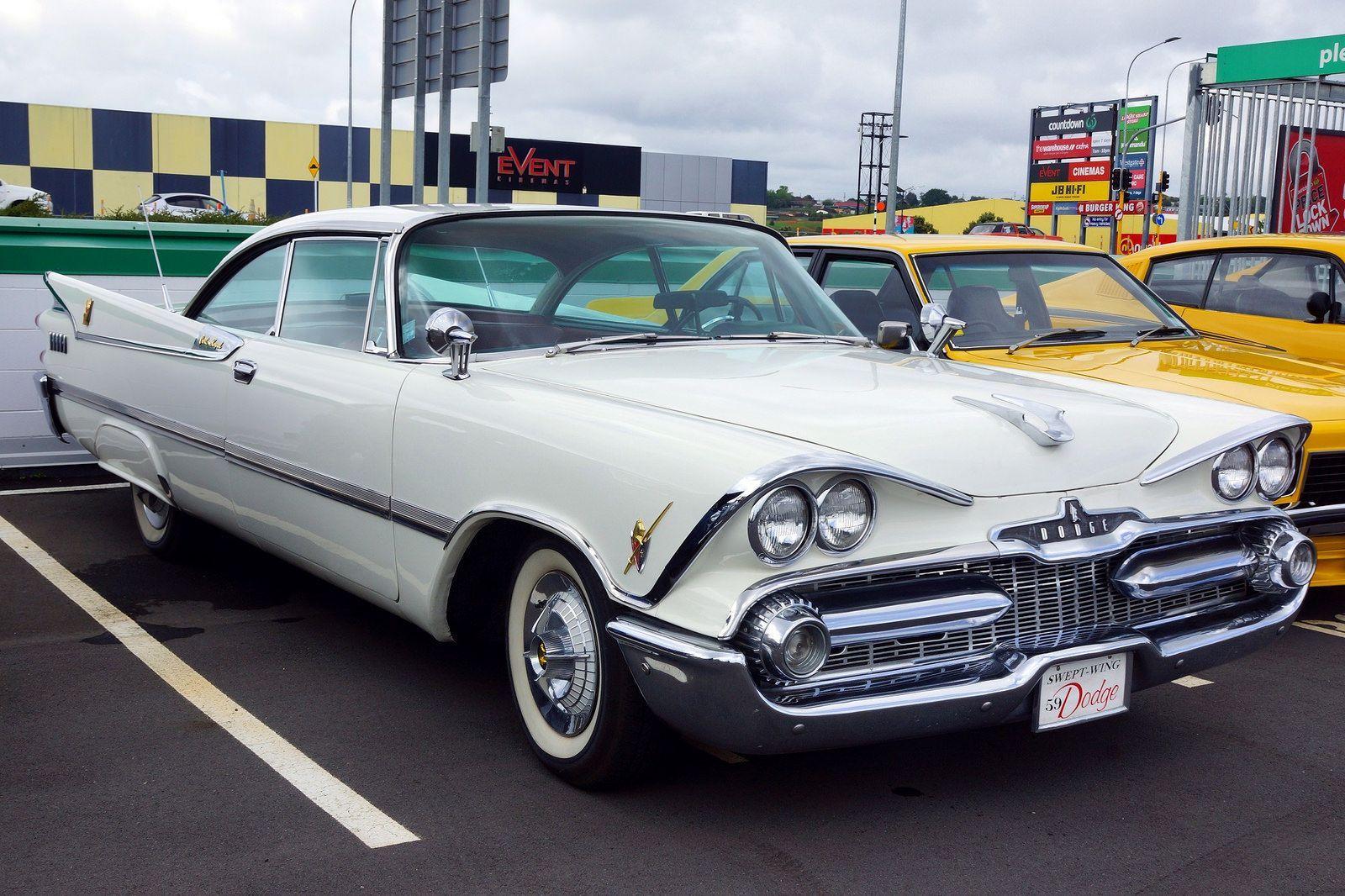1959 Dodge Custom Royal At Auckland Nz Cars Pinterest 1950s