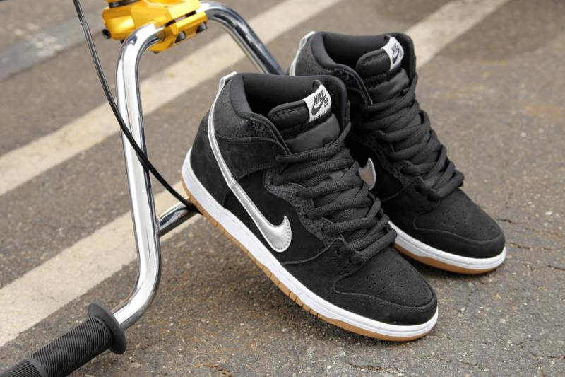 Nigel Sylvester x Nike SB Dunk High
