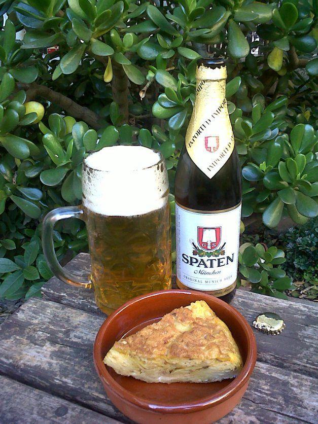 Marca: Spaten.  Clase: München.  Fabricante: Spaten.  Cerveza de cebada.  Estilo: München Helles.  Procedencia: Alemania.  Grados: 5,2%.  Fermentación: Baja.