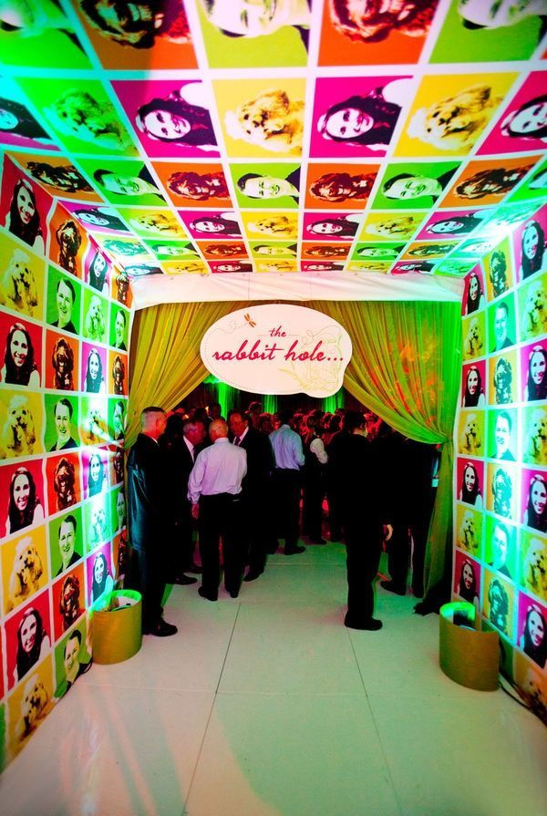 Art Theme Mitzvah On Pinterest Warhol Art Party And Andy