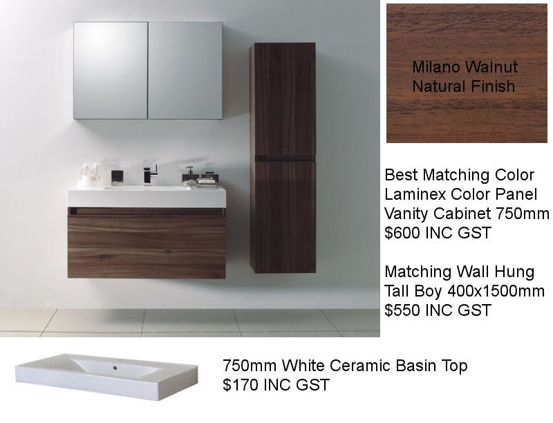 Custom Made Bathroom Vanity, Kitchen Cabinets, Basins U0026 Taps, Renovation D