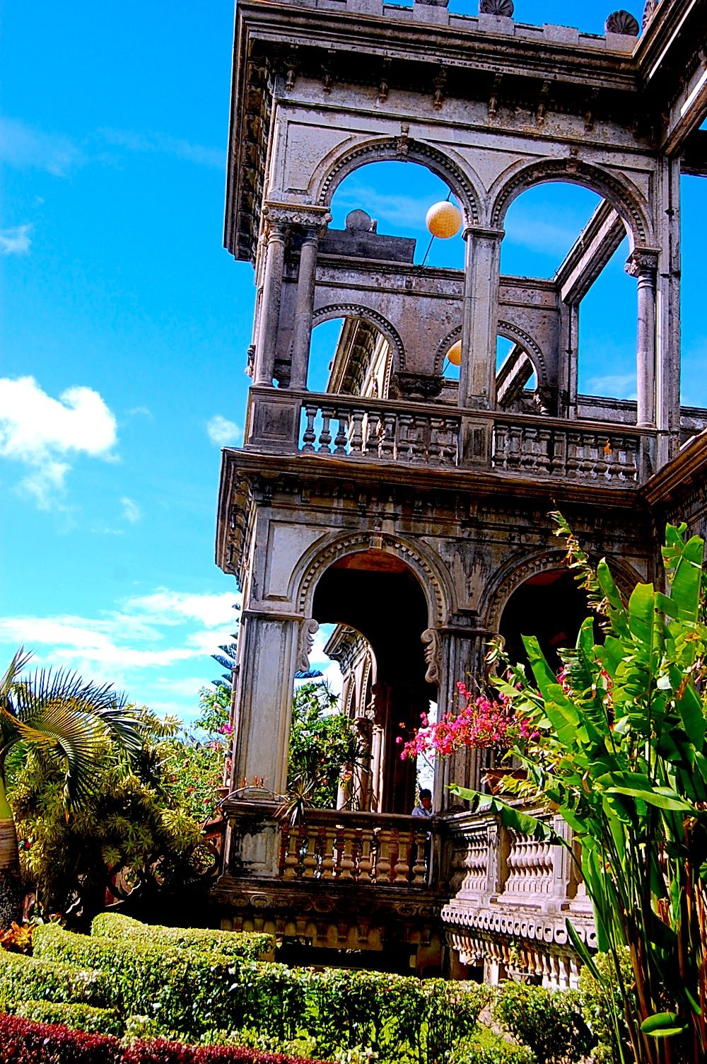 The Ruins Talisay, Negros Occidental