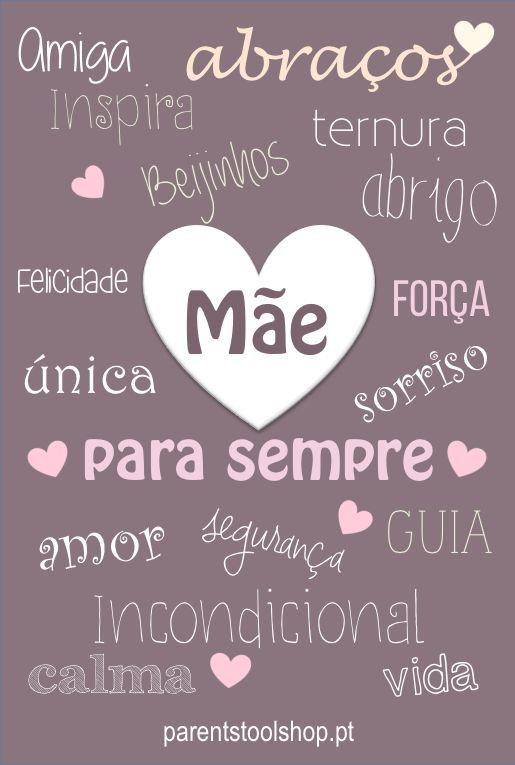 Feliz Dia Da Mãe Para Todas As Mães Frases Pinterest