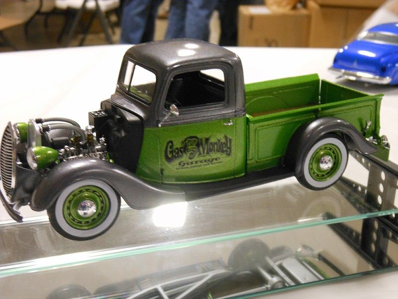 Gas monkey hot rod | Hobby Model Cars | Pinterest | Gas monkey ...