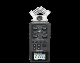 Zoom H5 Handy Recorder | Zoom | Camera | Audio, Multitrack
