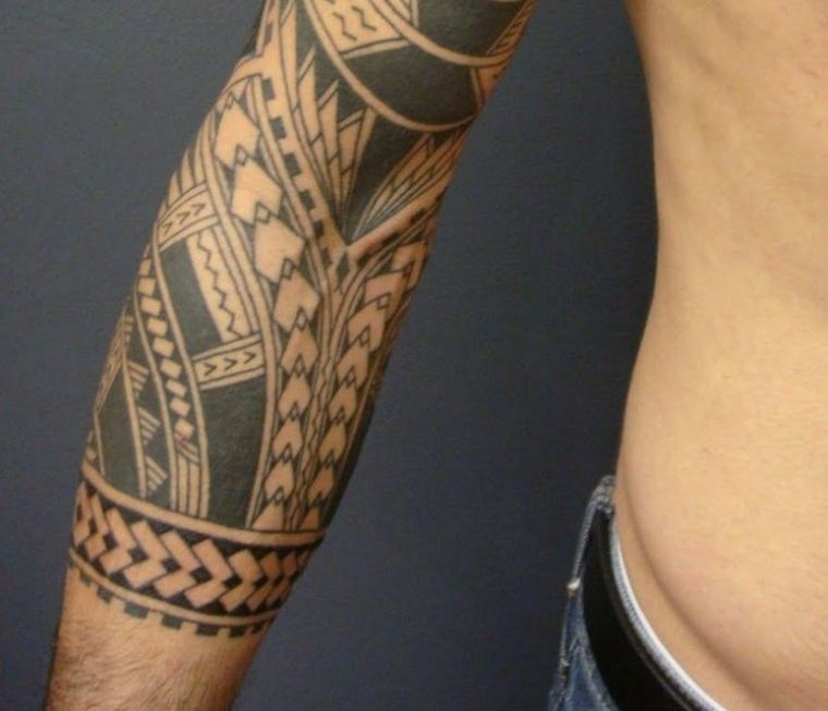 Tatuajes Polinesios En Los Brazos Tattoo In 2018 Pinterest - Tattoos-en-los-brazos