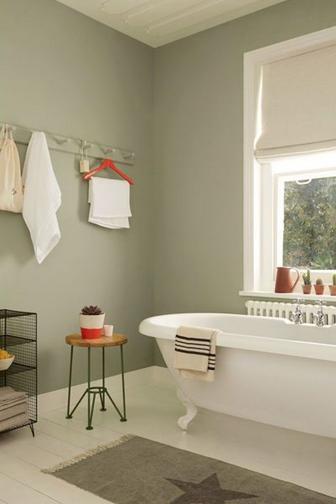 Bathroom Paint Colors Trend To Refresh Your Bathroom Display 2018 ...