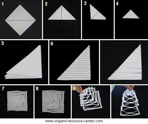 Google image result for for Kirigami paper art