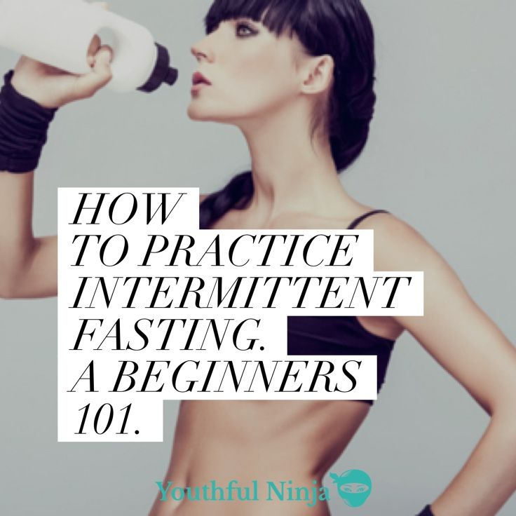 Pin on FASTING