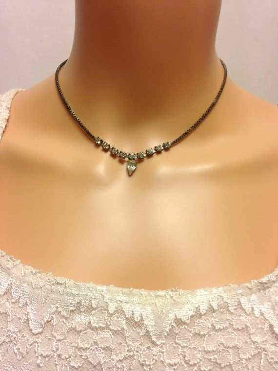 Hills of lace necklace