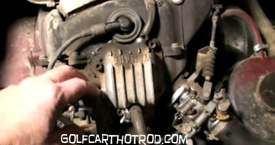 My Gas Golf Cart Will Not Start Problems To Look For On