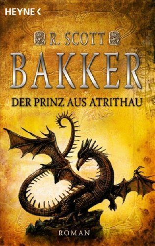 German Paperback Of The Darkness That Comes Before The Prince Of Atrithau Rscottbakker Thedarknessthatcomes Book Cover Art Children Book Cover Book Cover