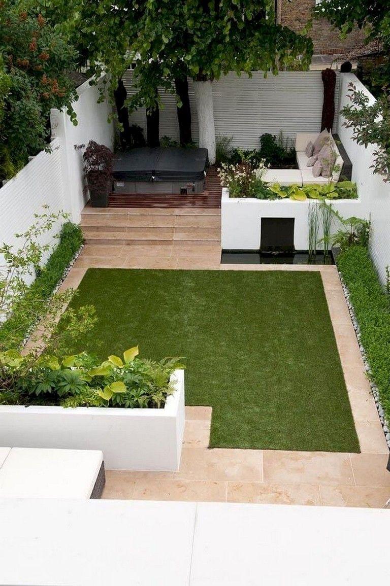 63 Fresh Small Backyard Landscaping Ideas Modern Backyard Landscaping Small Backyard Landscaping Backyard Landscaping Designs