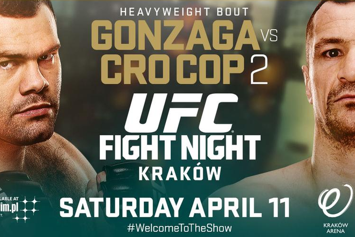 Ufc Poland Gonzaga Vs Crocop 2 Live Results Play By Play Discussion Ufc Fight Night Ufc Fight Night