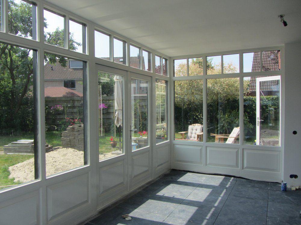 Serre uitbouw 4 veranda serre dakkapel pinterest - Serre verande ...