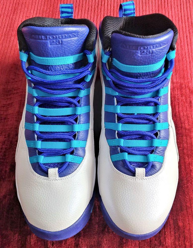 size 40 c7cf6 2456a Nike Jordan Retro 10(X)