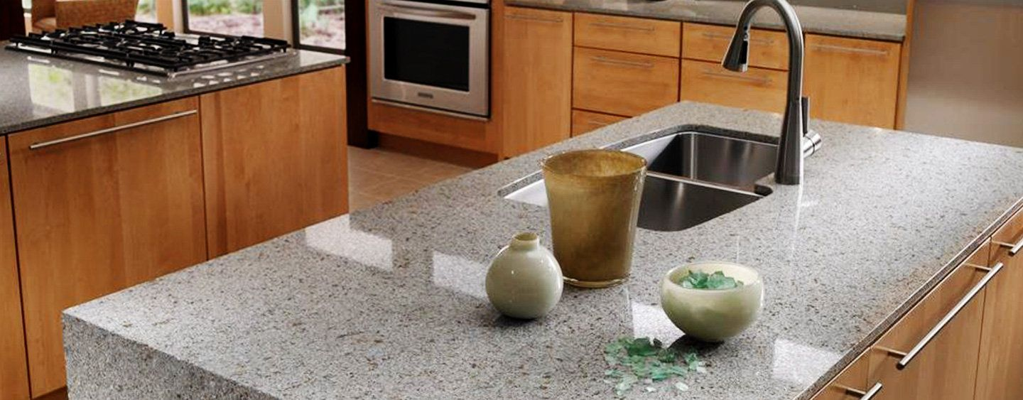 Beautiful Quartz Tile Countertop Ideas - Home Decorating Ideas and ...