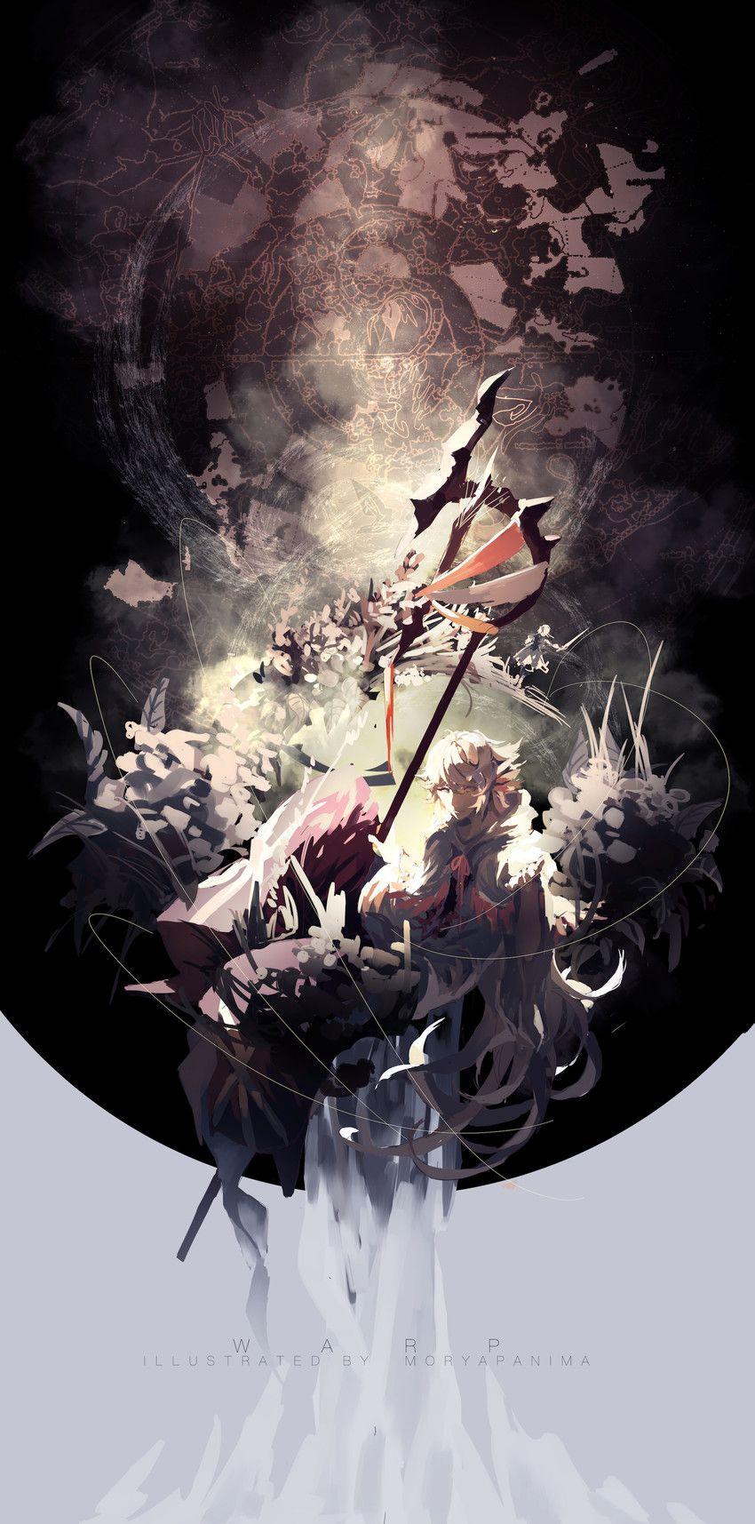 Merlin Fate Grand Order Merlin Fate Stay Night Anime