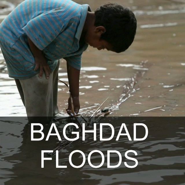 2ND NOV: Floods hit #Baghdad #Iraq Iraqi Prime Minister Haider al-Abadi has announced a state of emergency in areas affected by floods due to heavy rain in Baghdad. Watch more: bbc.in/baghdadfloods #BBCShorts @BBCNews by bbcnews