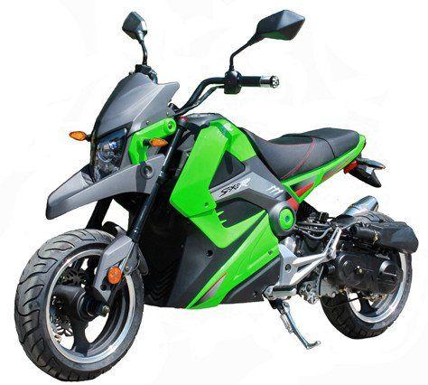 Gator 50-SRT Moped class crotch rocket $1,499 00 plus tax