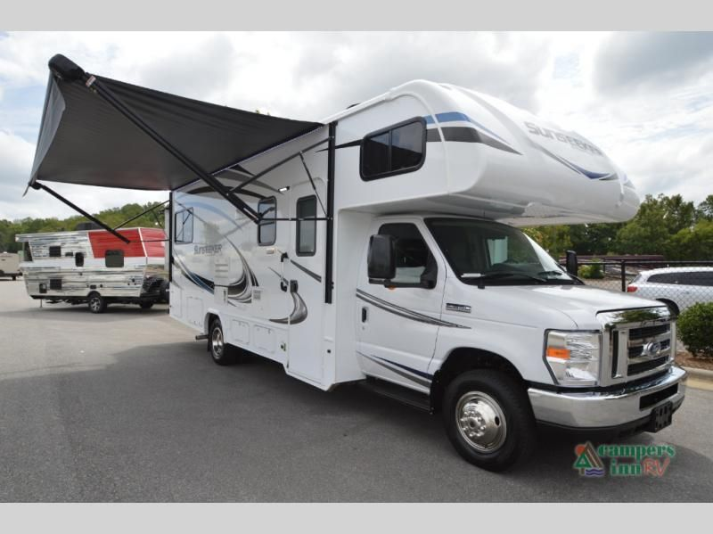 New 2018 Forest River Rv Sunseeker 2500ts Ford Motor Home Class C
