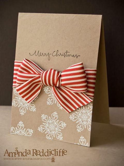 bepunt ideas para postales de navidad