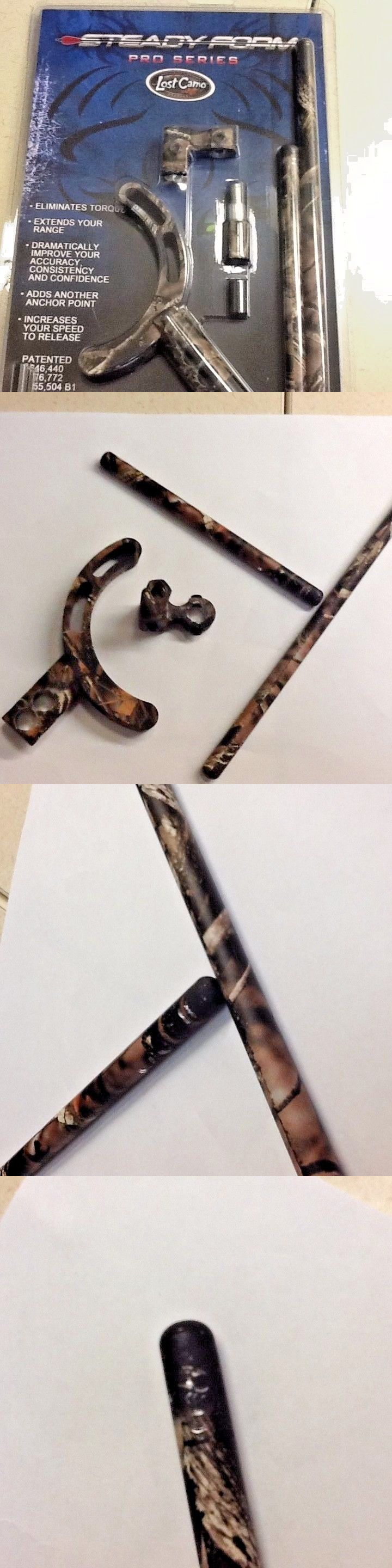 Other Archery Accessories 181306: Steady Form Pro Series Lost Camo ...