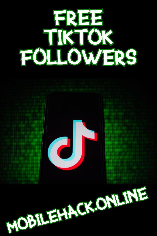 Free Tiktok Followers How To Get Followers Tik Tok Tok