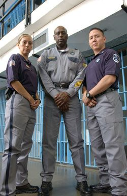 Correctional officer uniforms measure for measure pinterest - Correctional officer jobs ...