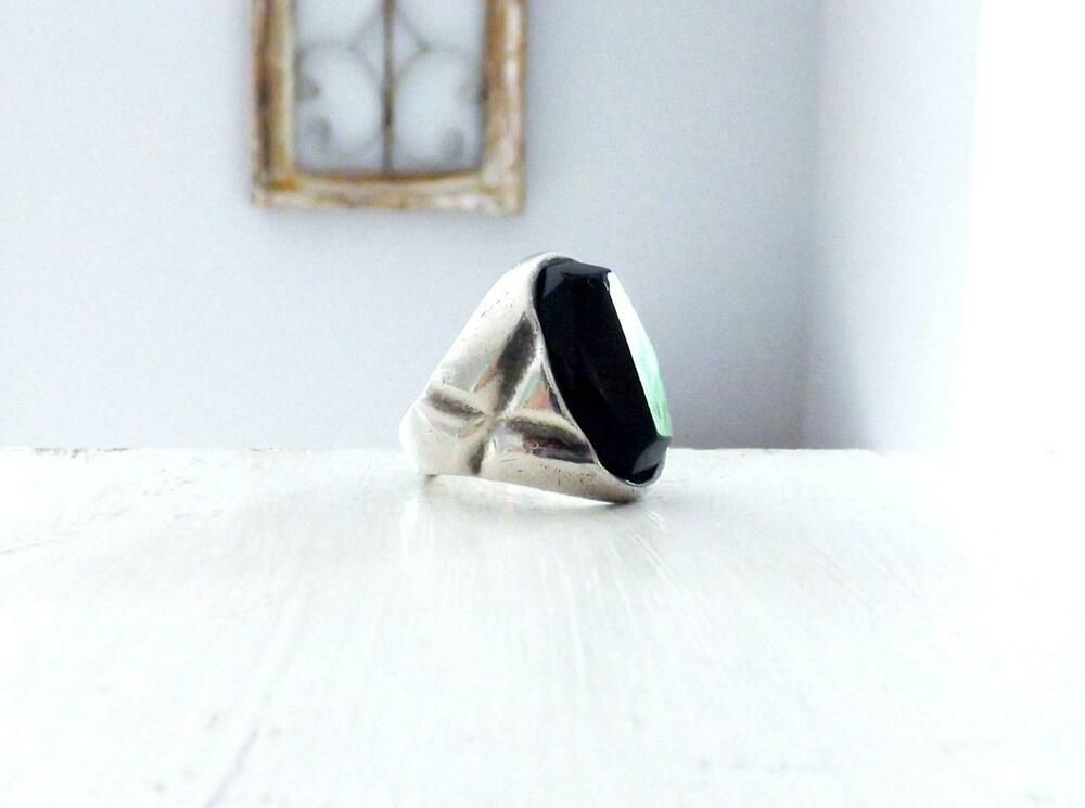 Mexico Taxco Sterling Silver 925 MEN/'S Ring 10