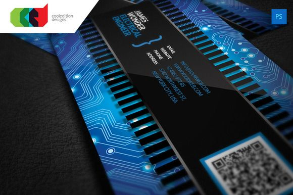 Check out chipset business card by cooledition on creative market card templates cheaphphosting Image collections