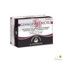 GinkogoMemori el Naturalista, mejora el riego y así la memoria, ruidos en oidos....