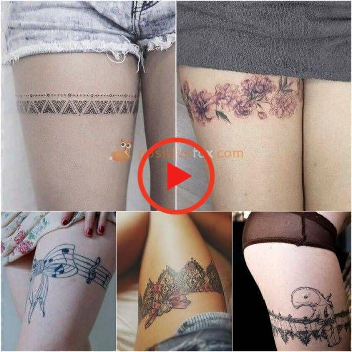 Best 60+ Thigh Tattoos Ideas - Tight Tattoos Ideas with Meaning
